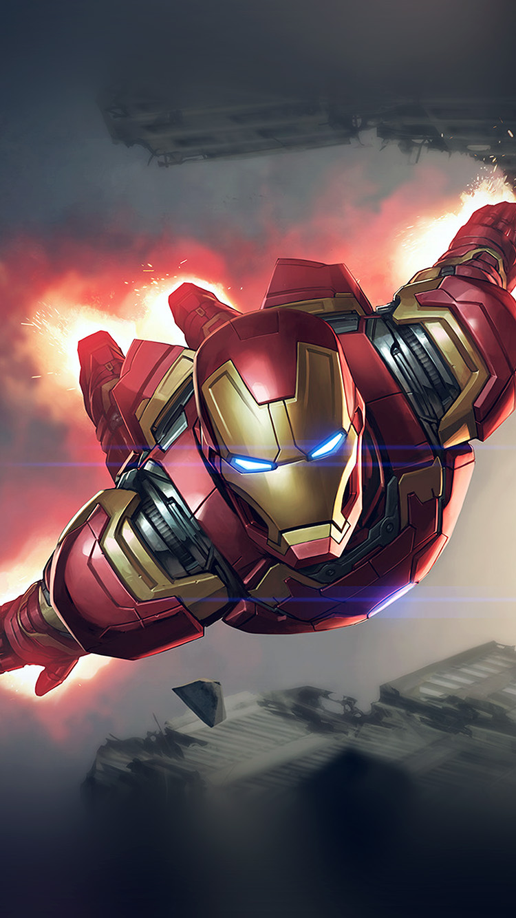 Iron Man Animated Wallpaper Pack Wallpapers 750x1334