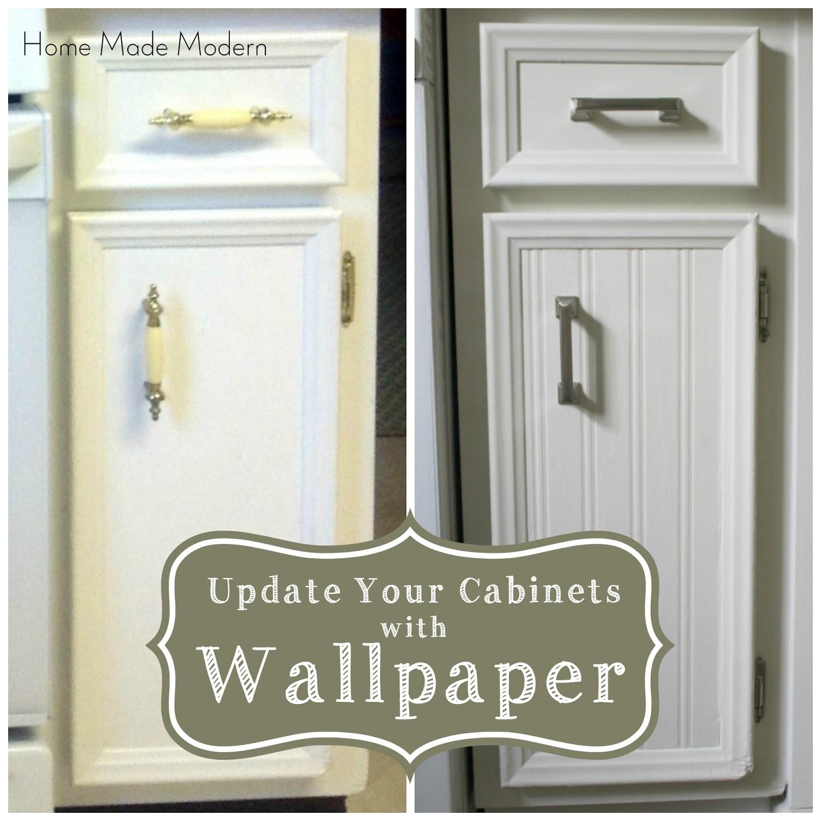 Wallpaper Kitchen Cabinet Doors Wallpapersafari