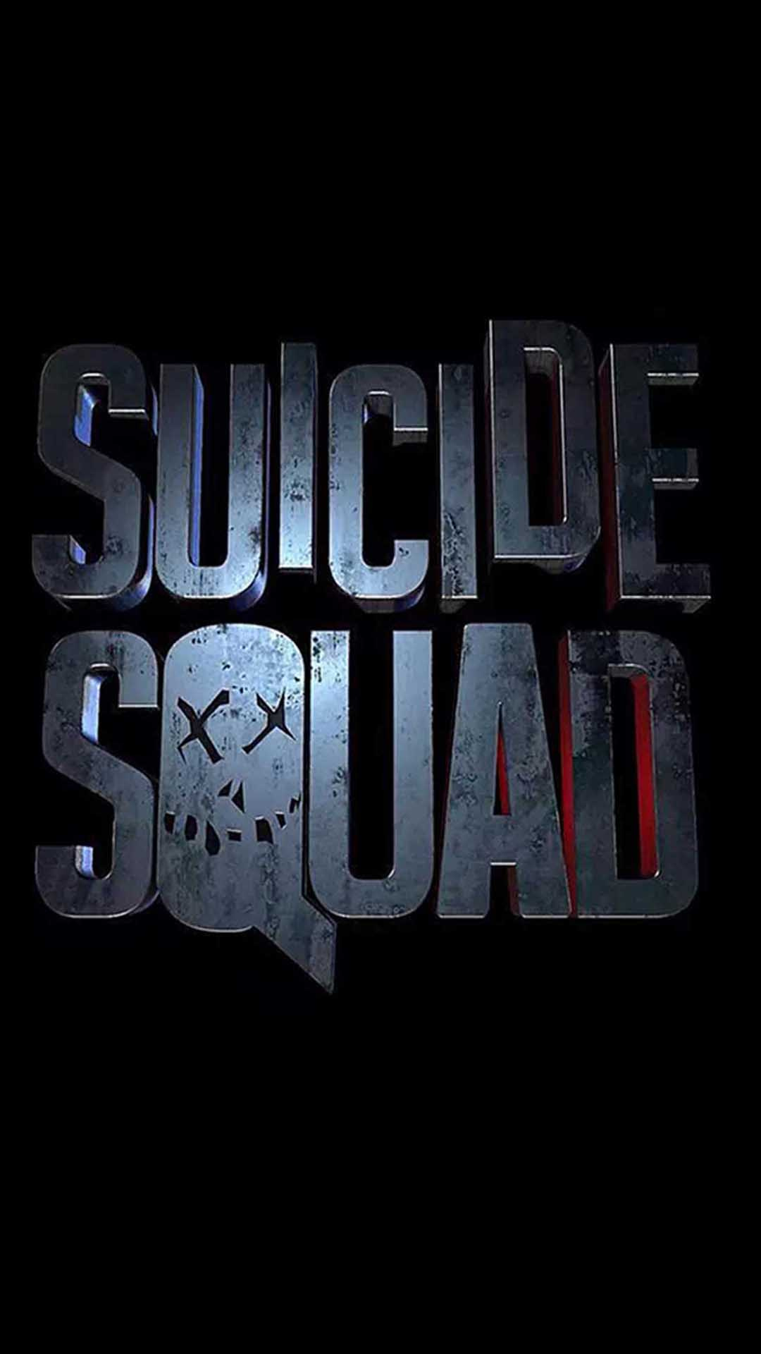 Suicide Squad Wallpaper for iPhone X 8 7 6   Download on 1080x1920