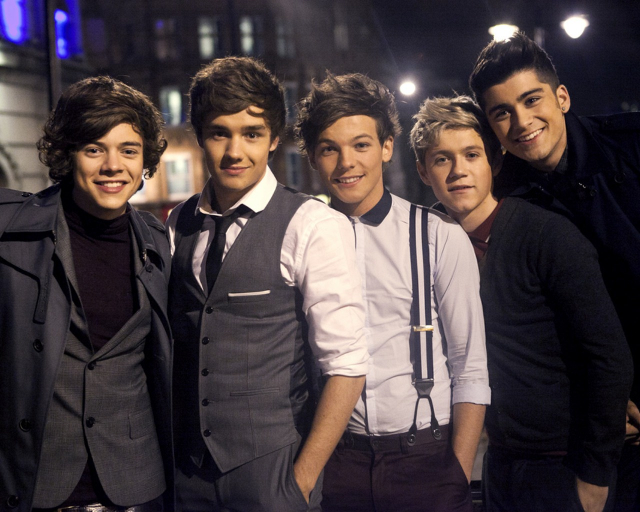 One Direction Wallpapers 1280x1024