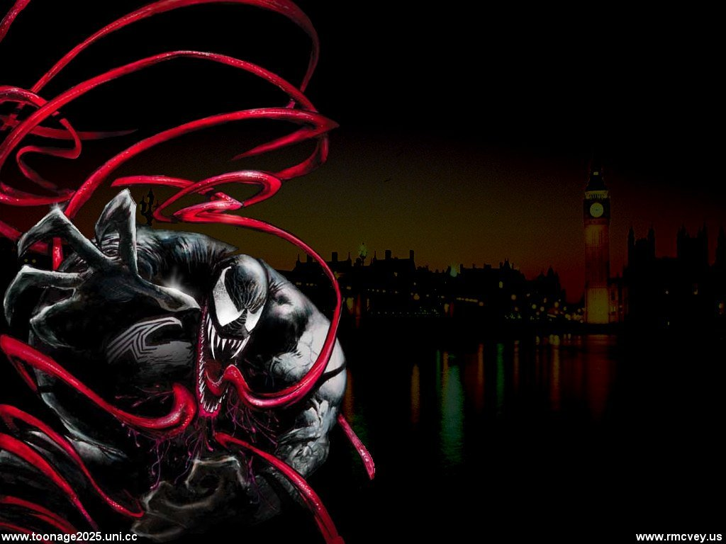 Download Venom wallpaper Venom Spider Man 1024x768