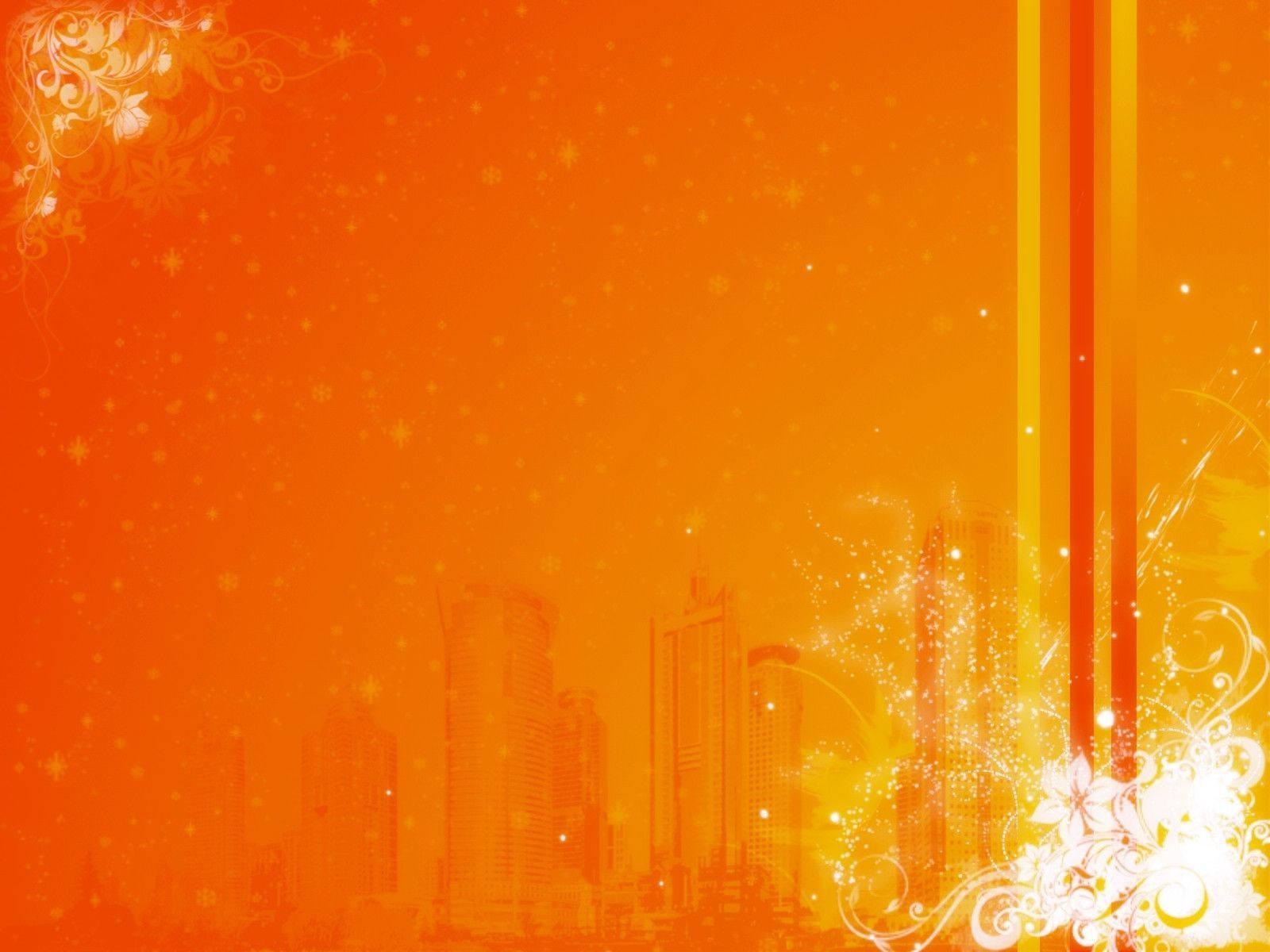 Orange backgrounds   SF Wallpaper 1600x1200