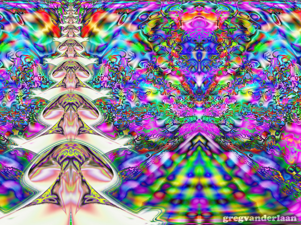 trippy mushroom wallpaper wallpapersafari