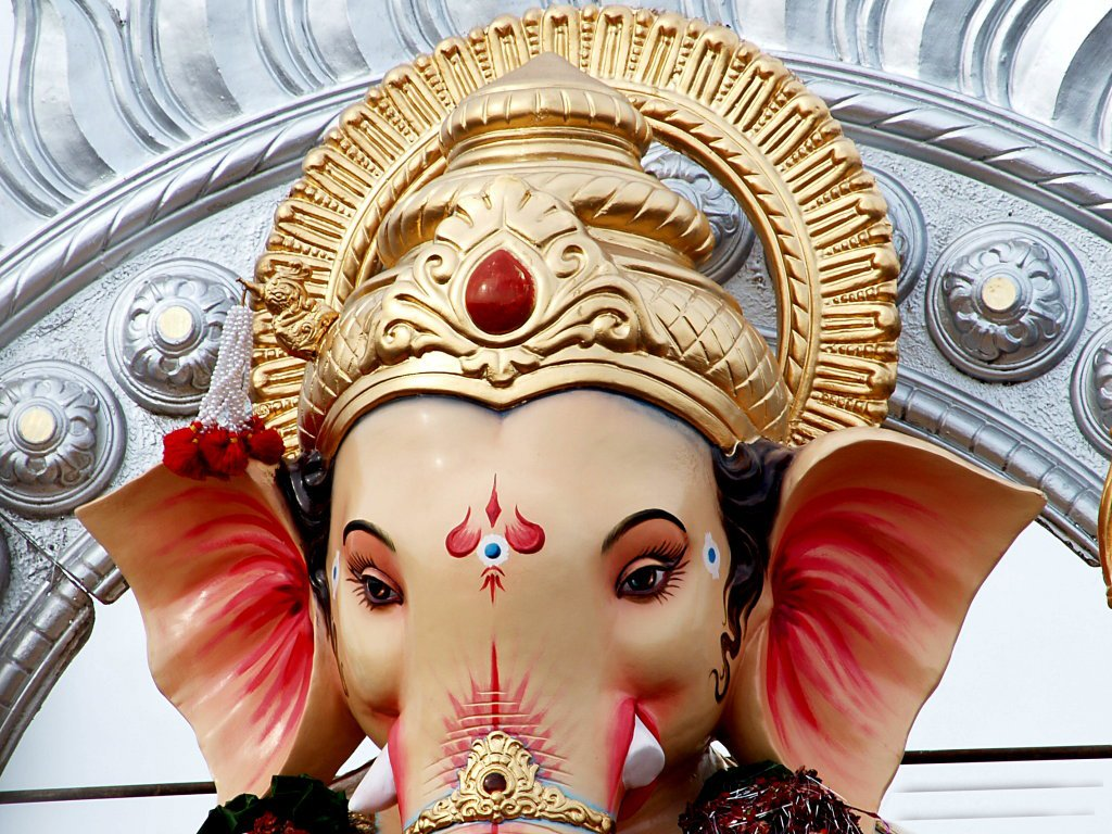Free Download Lord Ganesha Ganesh Chaturthi Hd Wallpapers Download Super Hd 1024x768 For Your Desktop Mobile Tablet Explore 48 Ganpati Wallpaper Hd Lord Ganesh Wallpapers Ganpati Wallpapers Bappa Ganesh