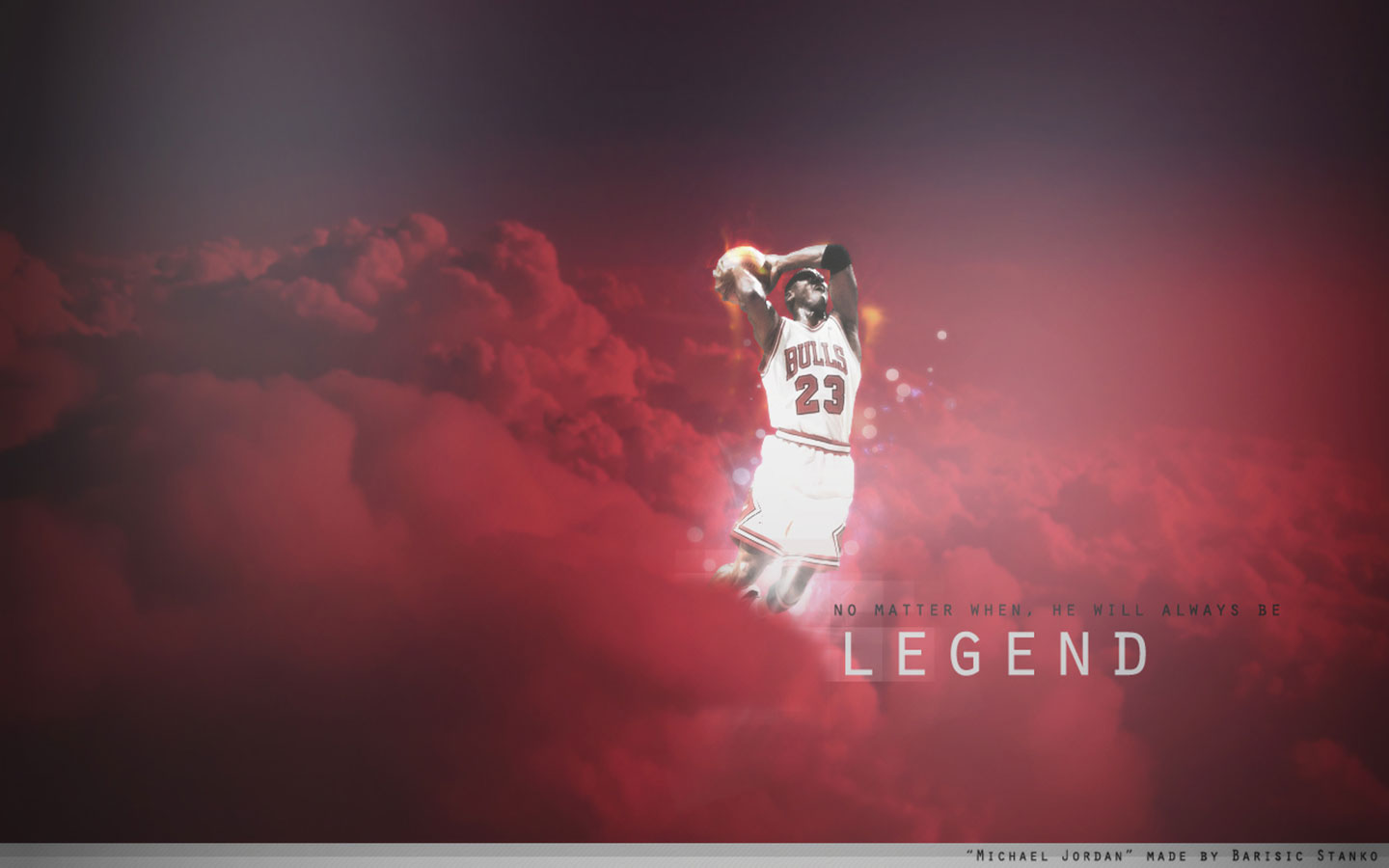 Michael Jordan Wallpaper Big Fan of NBA   Daily Update 1440x900