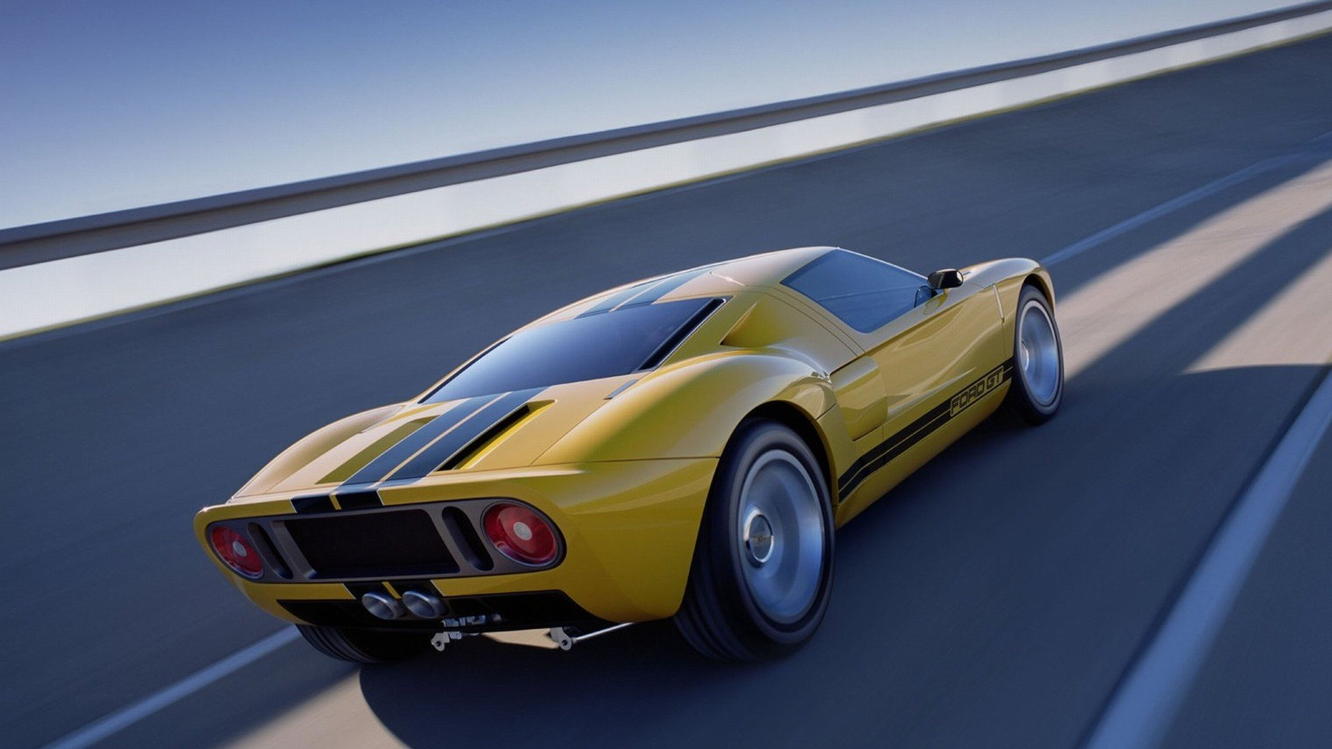 Ford GT40 Concept 2002 16 1920x1080 WallpapersFord GT 1920x1080 1920x1080