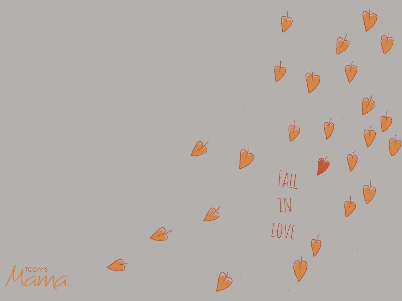 Cute Fall Backgrounds Cute fall desktop wallpaper 1401x1050