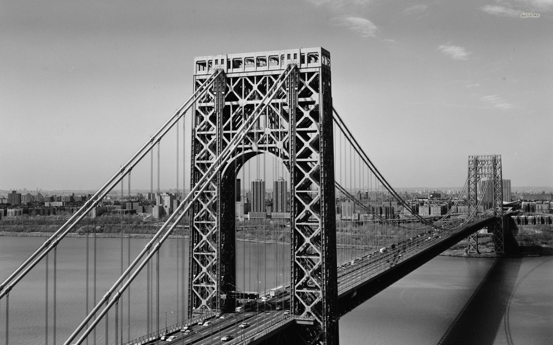 George Washington Bridge Wallpaper 5   1920 X 1200 stmednet 1920x1200