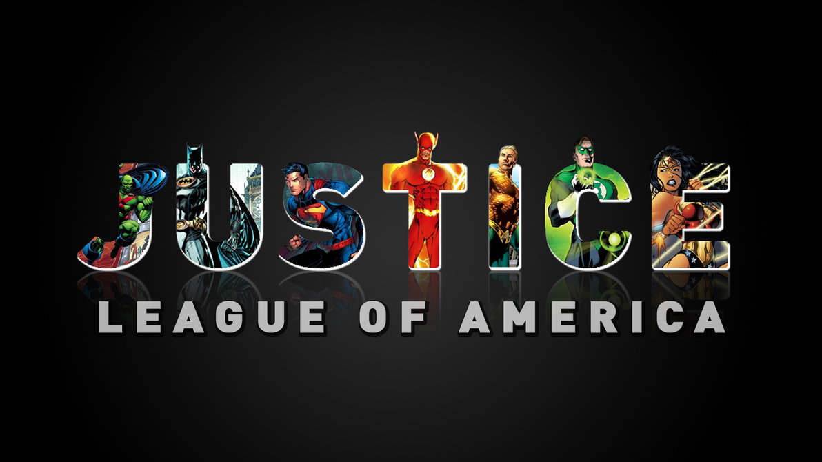 Justice League of America by GenZone 1192x670