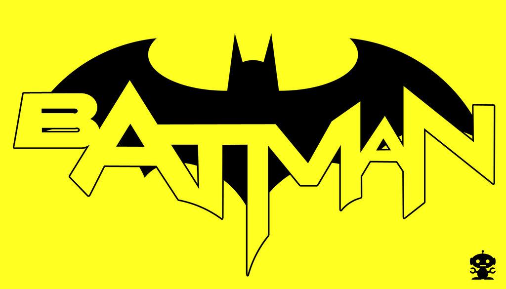 New Batman Logo Wallpaper - WallpaperSafari