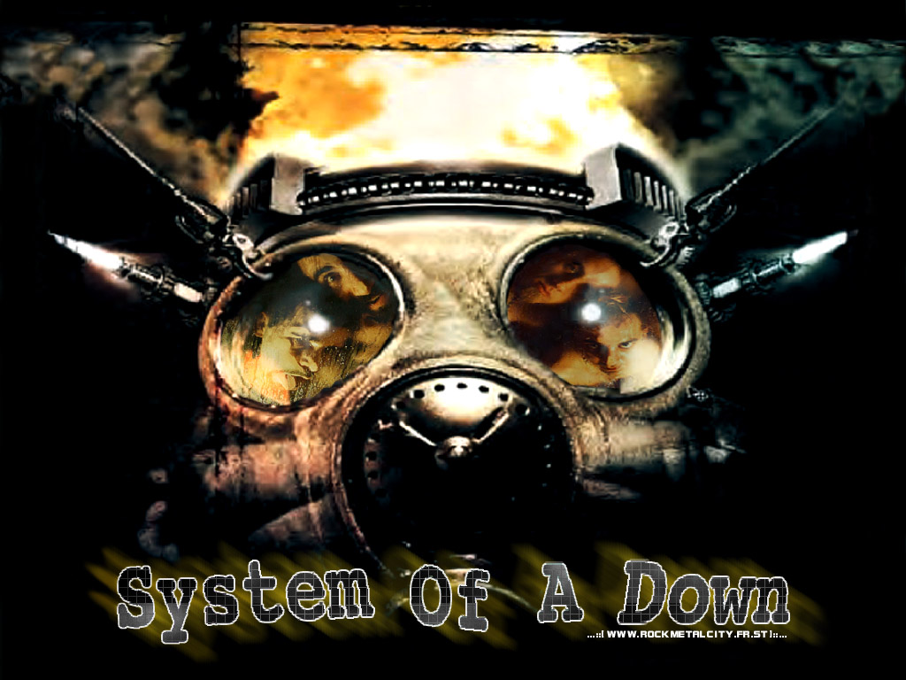 Angels Downloads Wallpapers   System Of a Down 1024x768