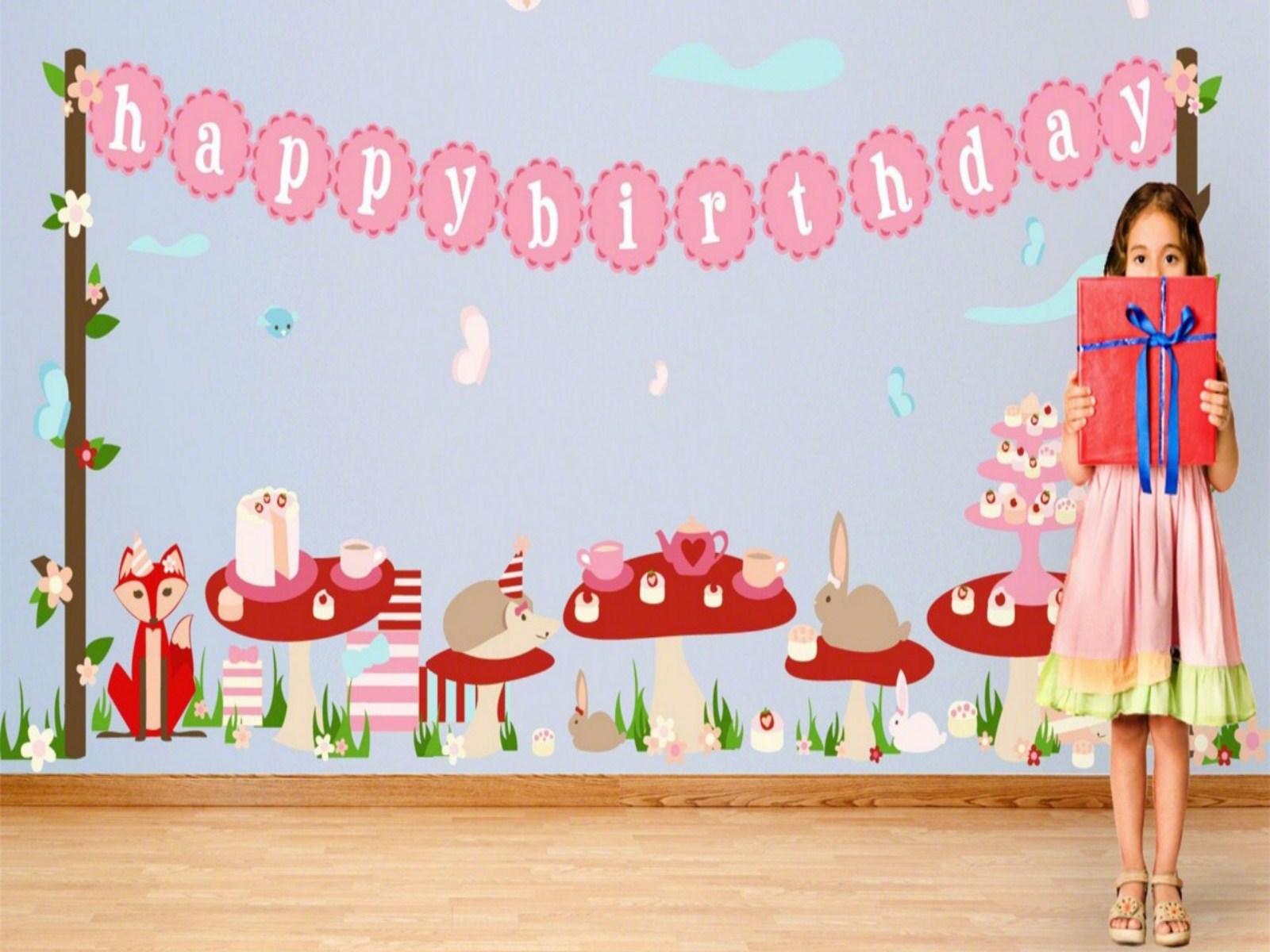 Birthday Party Wallpaper - WallpaperSafari