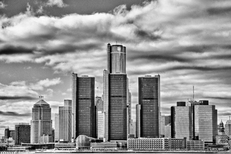 detroit skyline wallpaper Gallery 54 images 1170x780