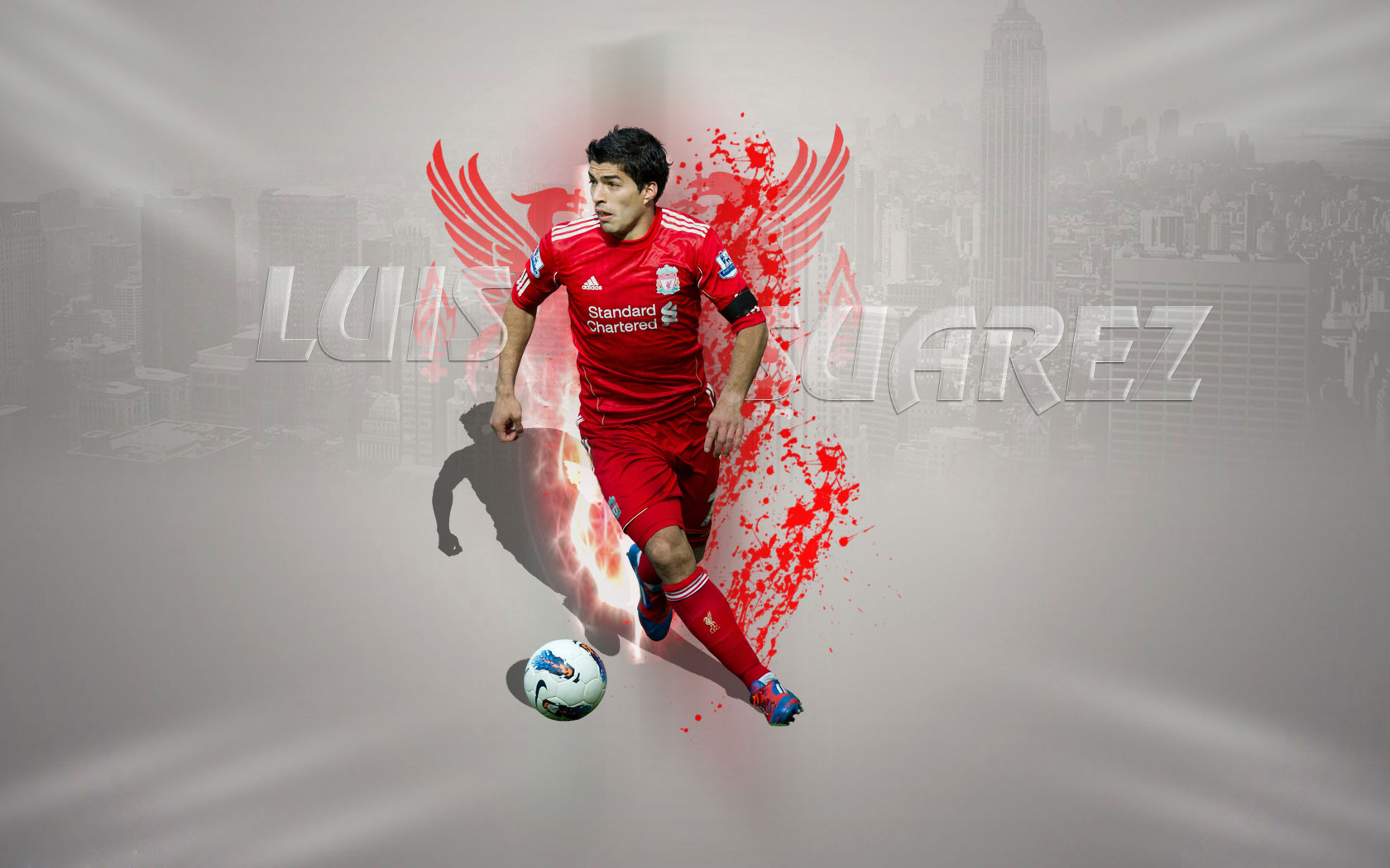 Luis Suarez Football Wallpaper Backgrounds and Picture 1680x1050