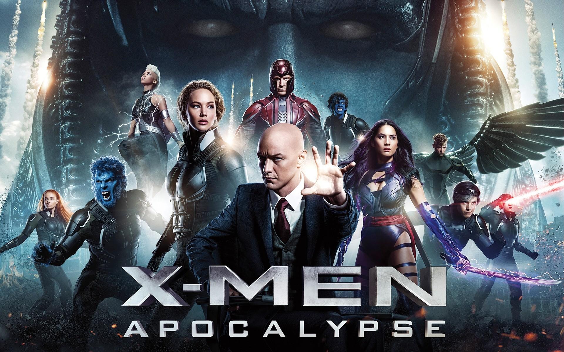X Men Apocalypse phone wallpaper by mrtingen 1920x1200