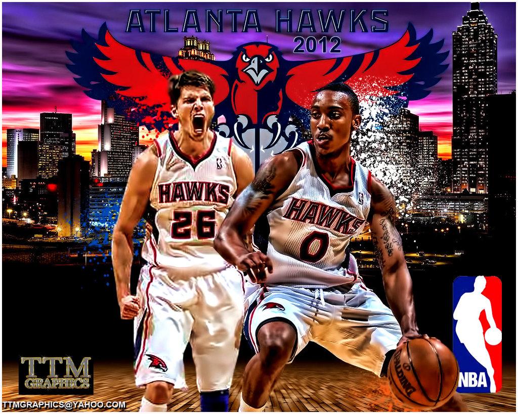 Atlanta Hawks by tmarried 1024x819