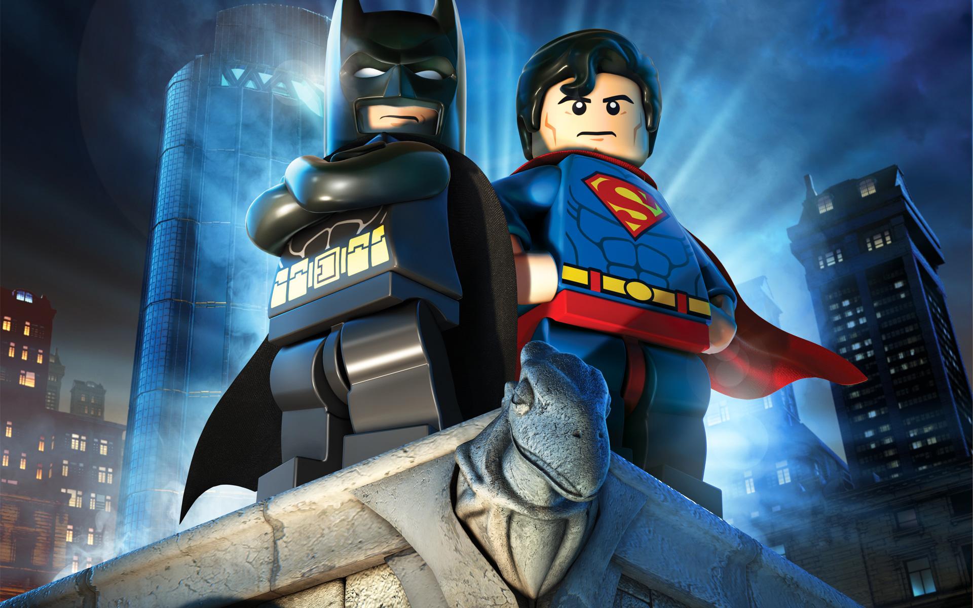 Free lego wallpaper impremedia lego batman 2 dc super heroes 1920x1200 voltagebd Image collections