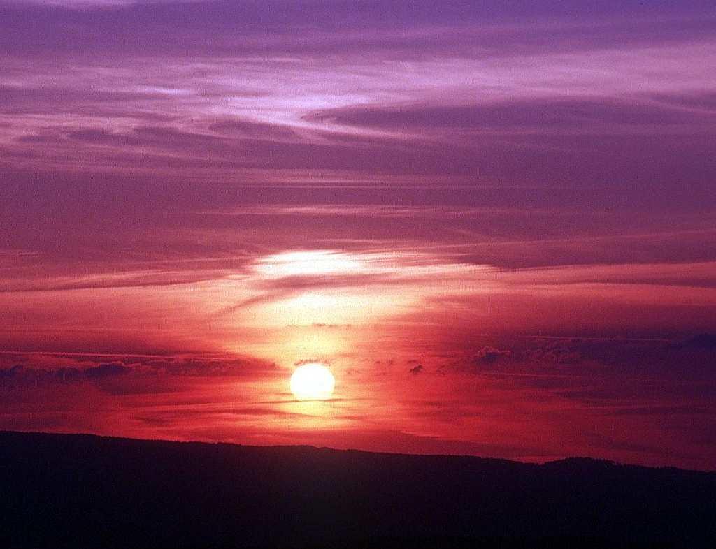 Pink Sunset Background Tumblr 1024x786
