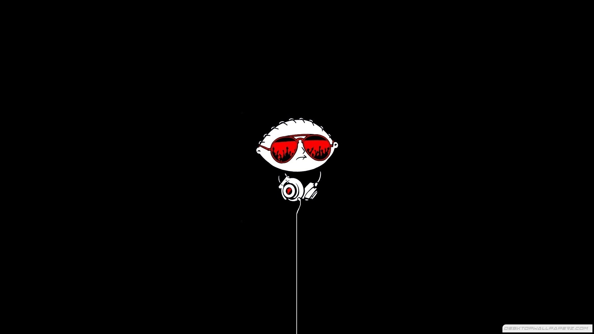 Family Guy Glasses Funny Stewie Griffin Dj 19201080 Wallpaper 1920x1080