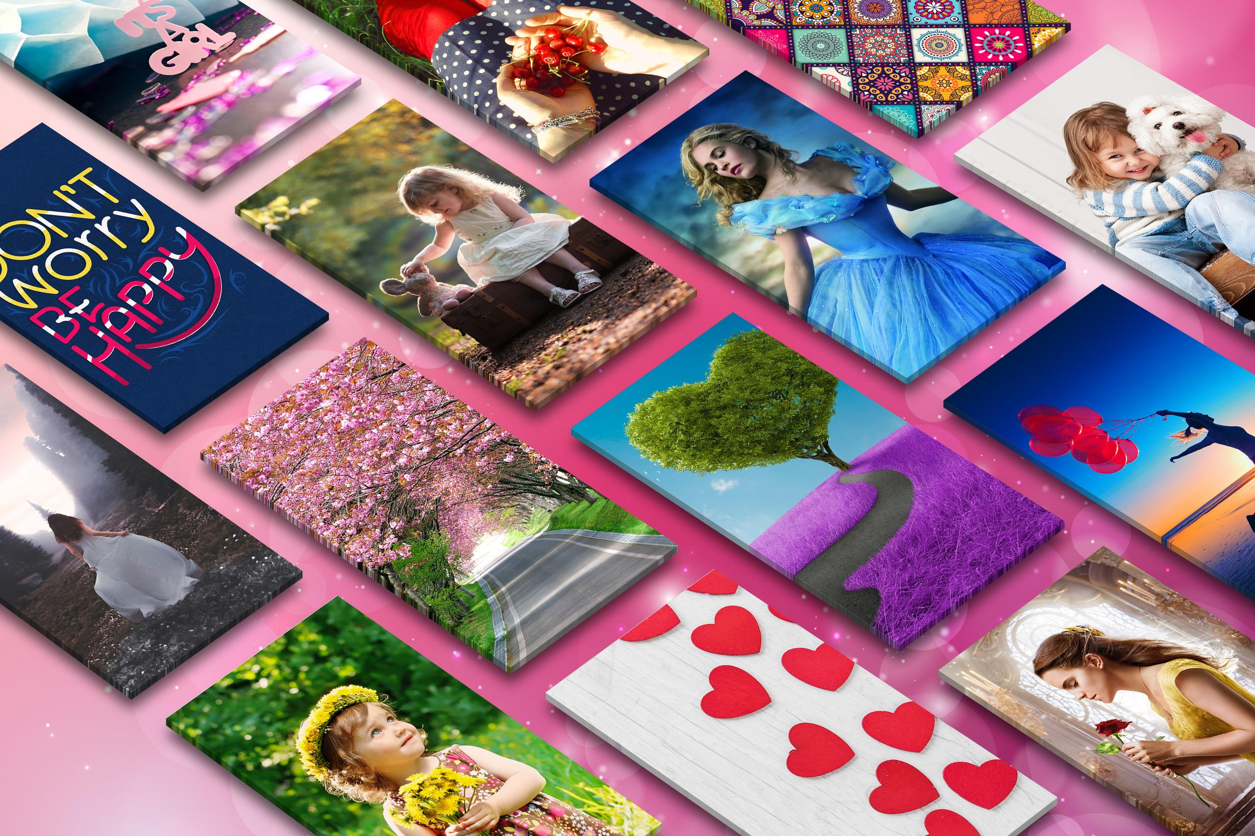 Wallpapers for Girls   Girly backgrounds for Android   APK Download 2560x1707