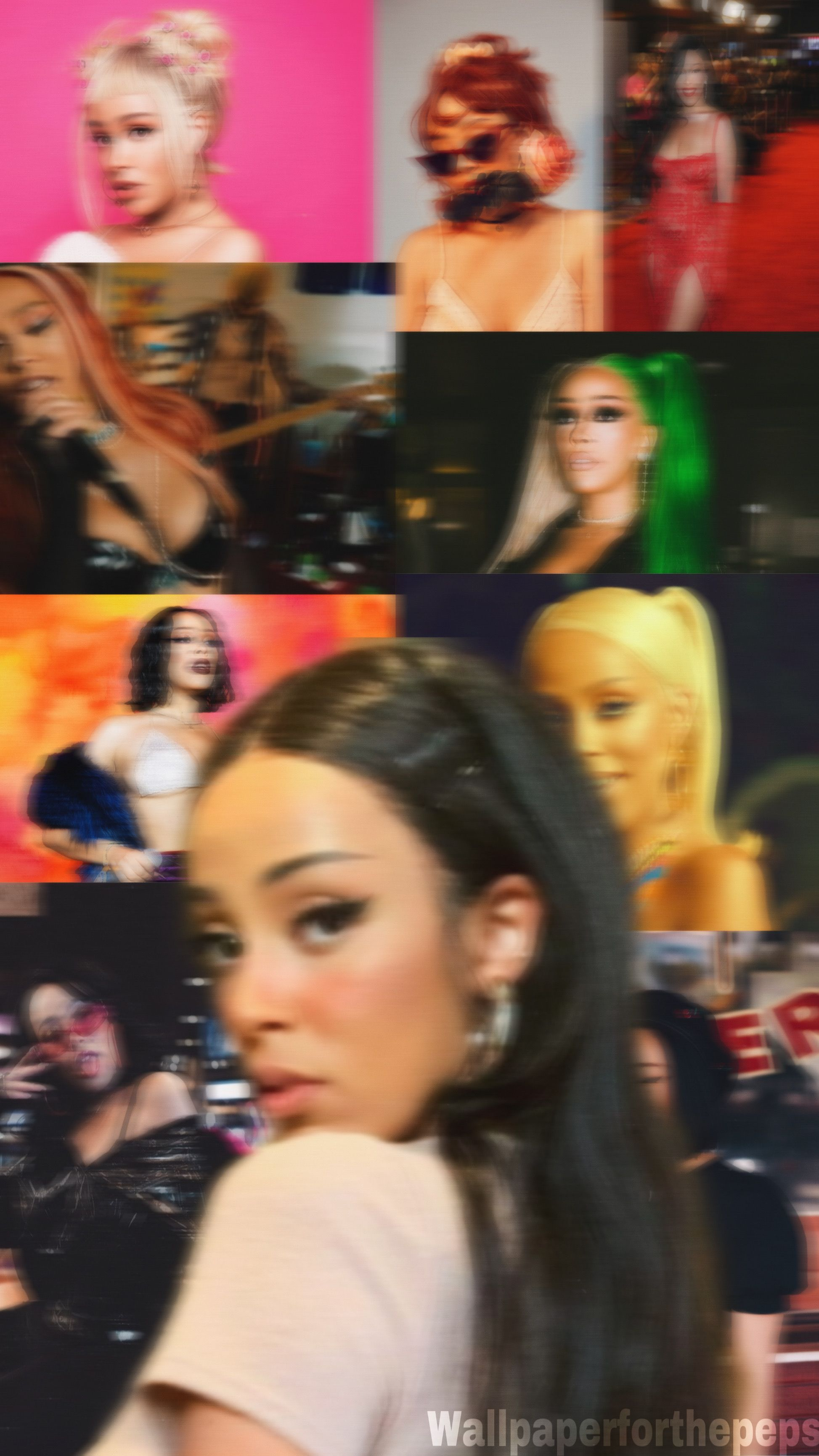 Doja cat in 2021 Cat aesthetic Cat icon Bad girl aesthetic 1947x3464