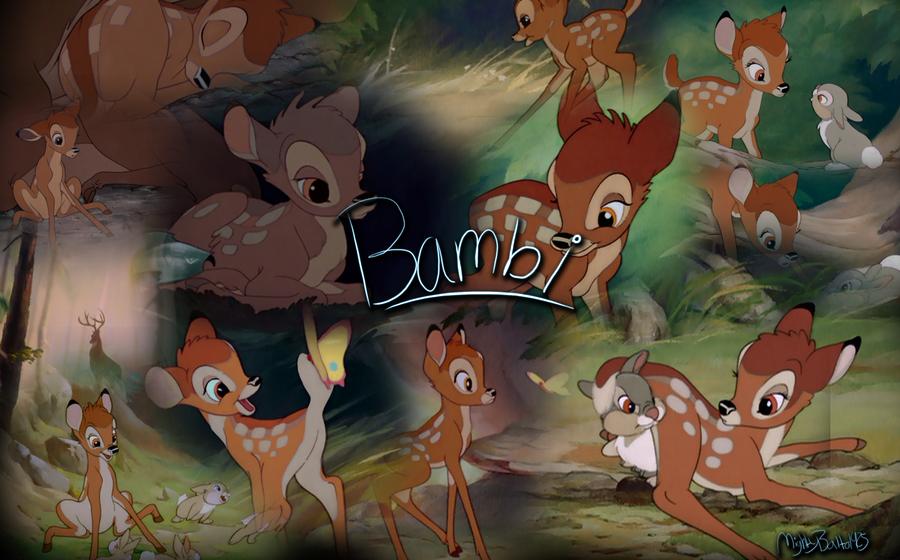 bambi wallpaper 12 wallpapersafari