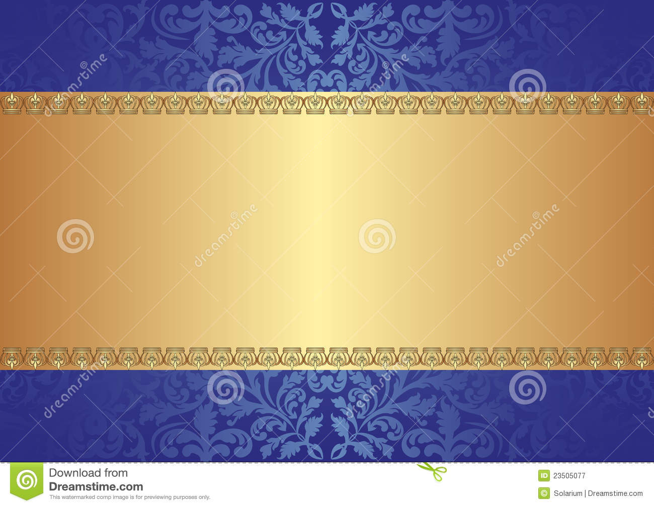 Blue And Gold Background Stripes Gold blue background with 1300x1009