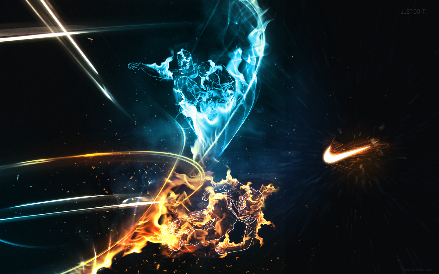 nike logo cool wallpapers hd 1080p Desktop Backgrounds for HD 1440x900