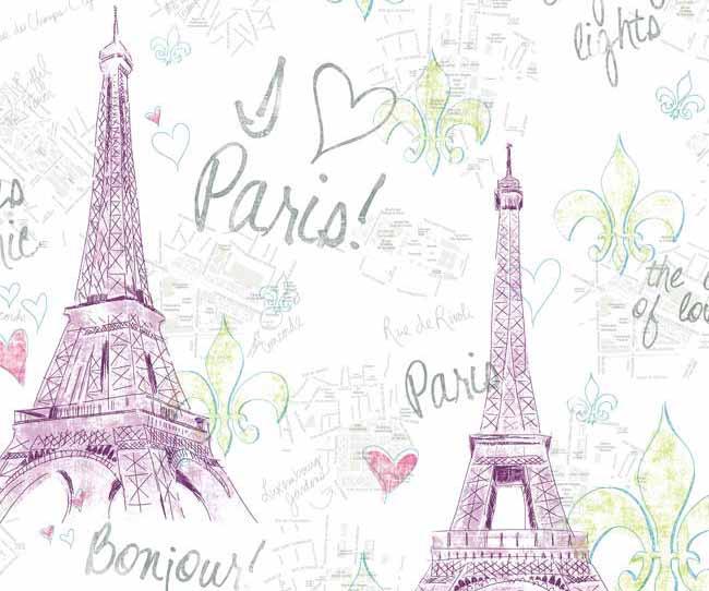Paris Paris Wallpaper 650x542