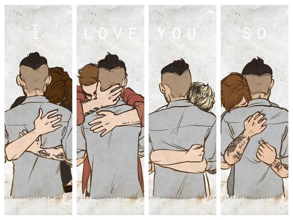 The Most Amazing One Direction Fan Artwork Dedicated To Zayn Malik 600x450