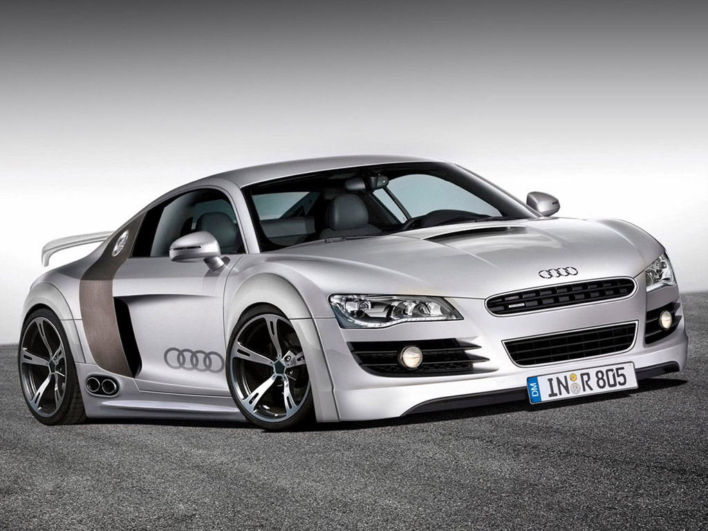 Hd Car wallpapers Audi cars wallpapers 1024x768