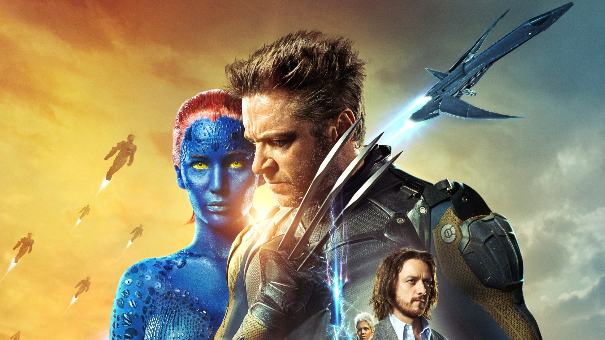 X Men Days Of Future Past Superheroes Wallpapers 2560x1440