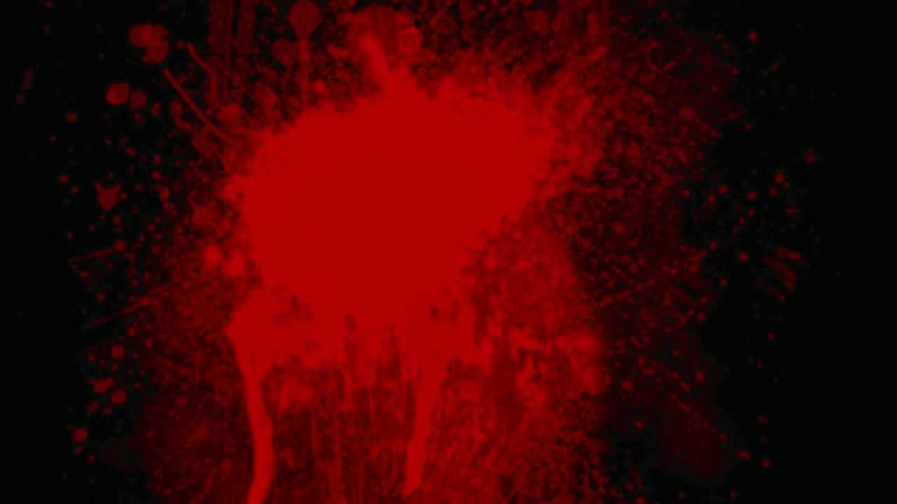 bloody splatter wallpaper - photo #44