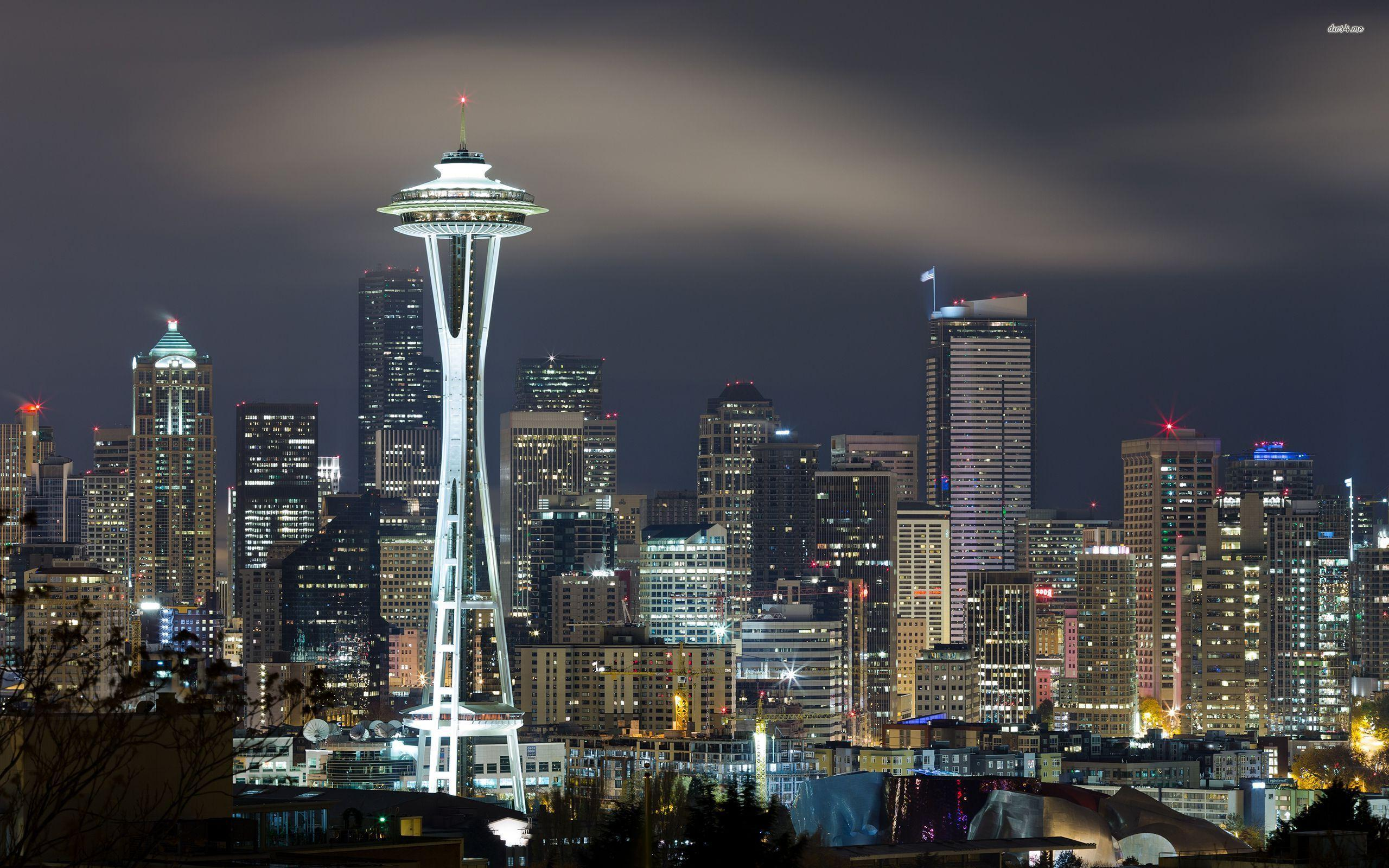 Seattle Wallpapers HD Download 2560x1600