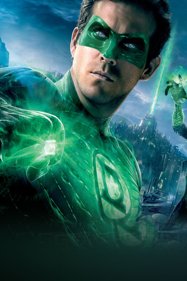 Green Lantern The Movie iPhone HD Wallpaper iPhone HD Wallpapers 640x960