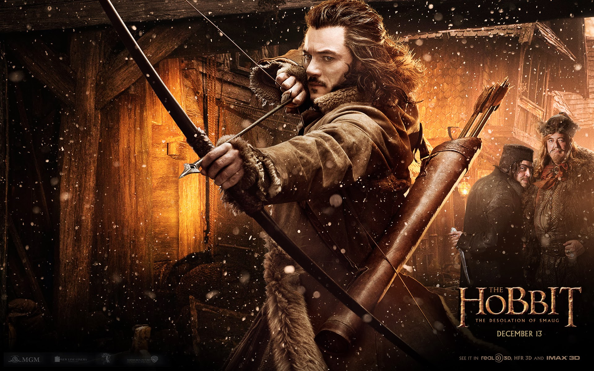 The Desolation of Smaug   Wallpaper High Definition High Quality 1920x1200