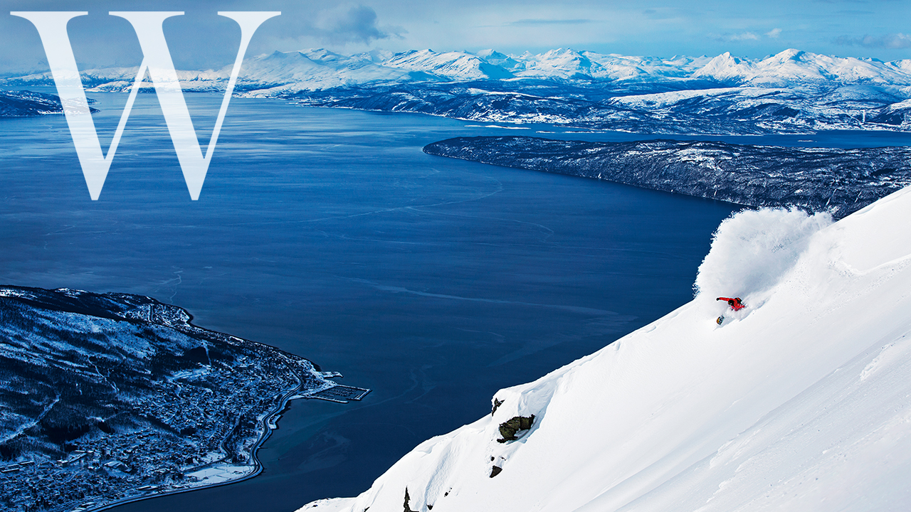 Wallpaper Wednesday Powder Dreaming Transworld Snowboarding 1280x720