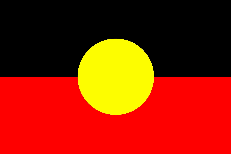 Australian aboriginal flag wallpaper 3000x2000