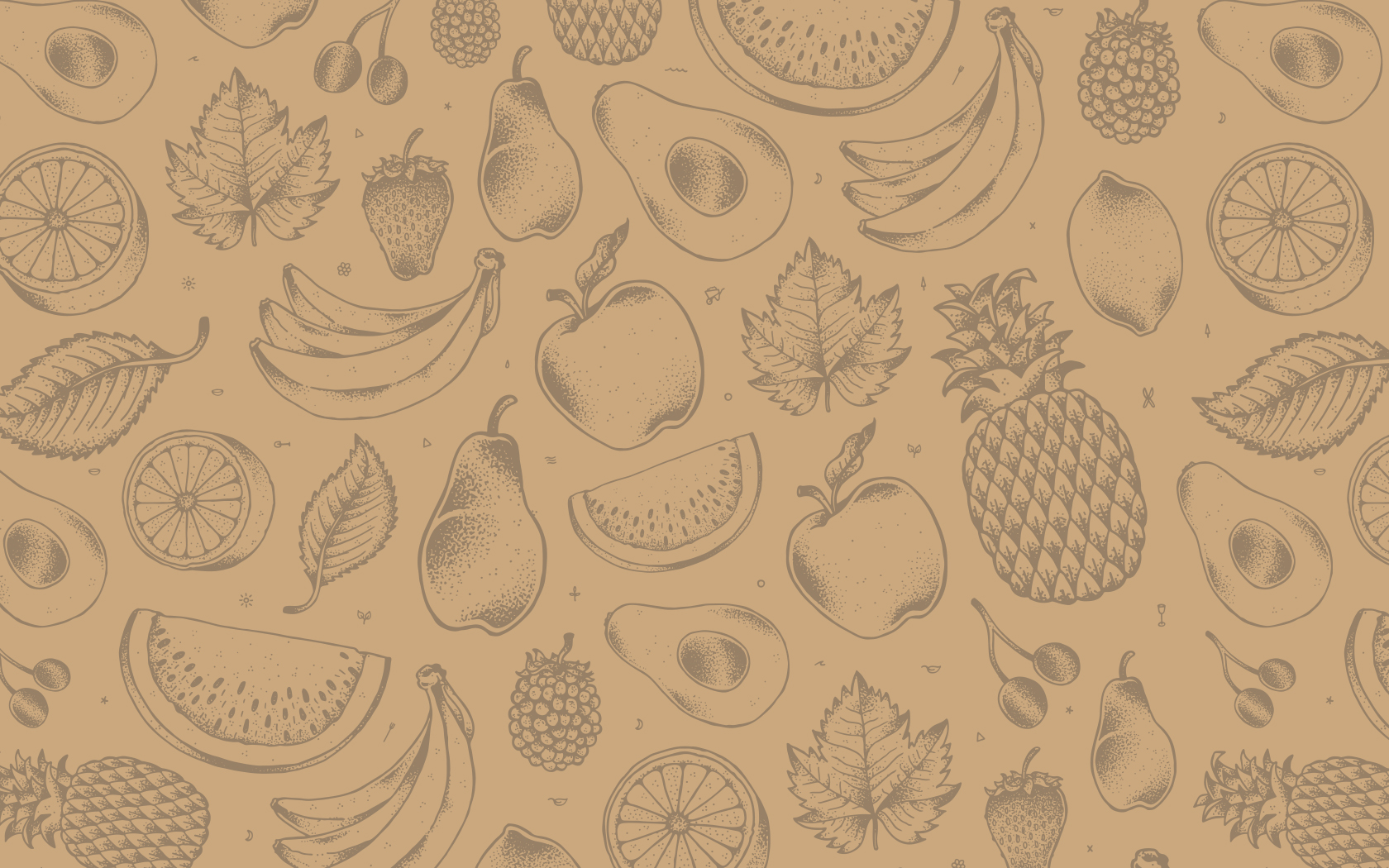 Fruit Wallpaper For Kitchen Fruit wallpaper kitchen 1680x1050