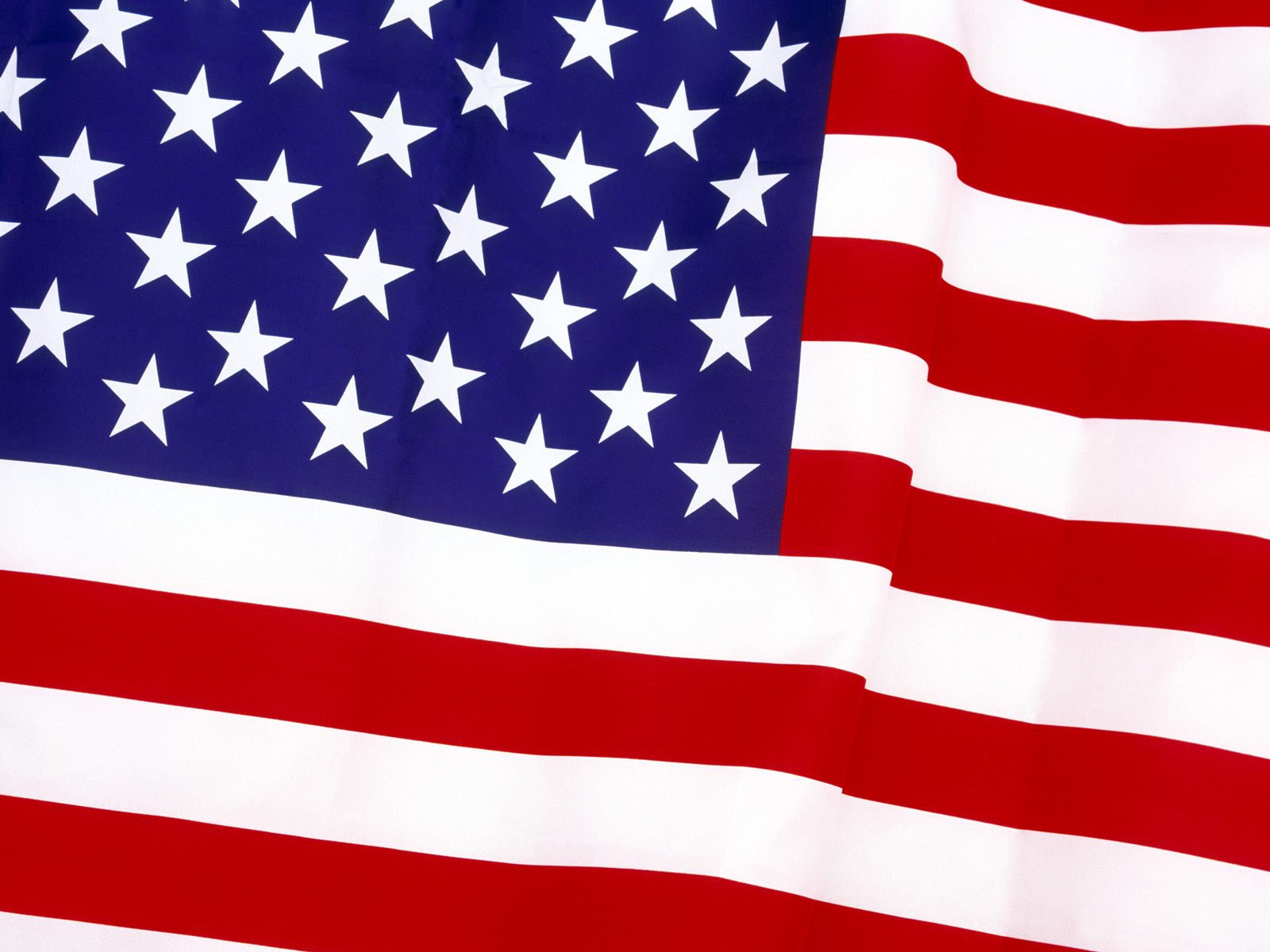 United States of America Flag HD Wallpaper United States of America 1600x1200