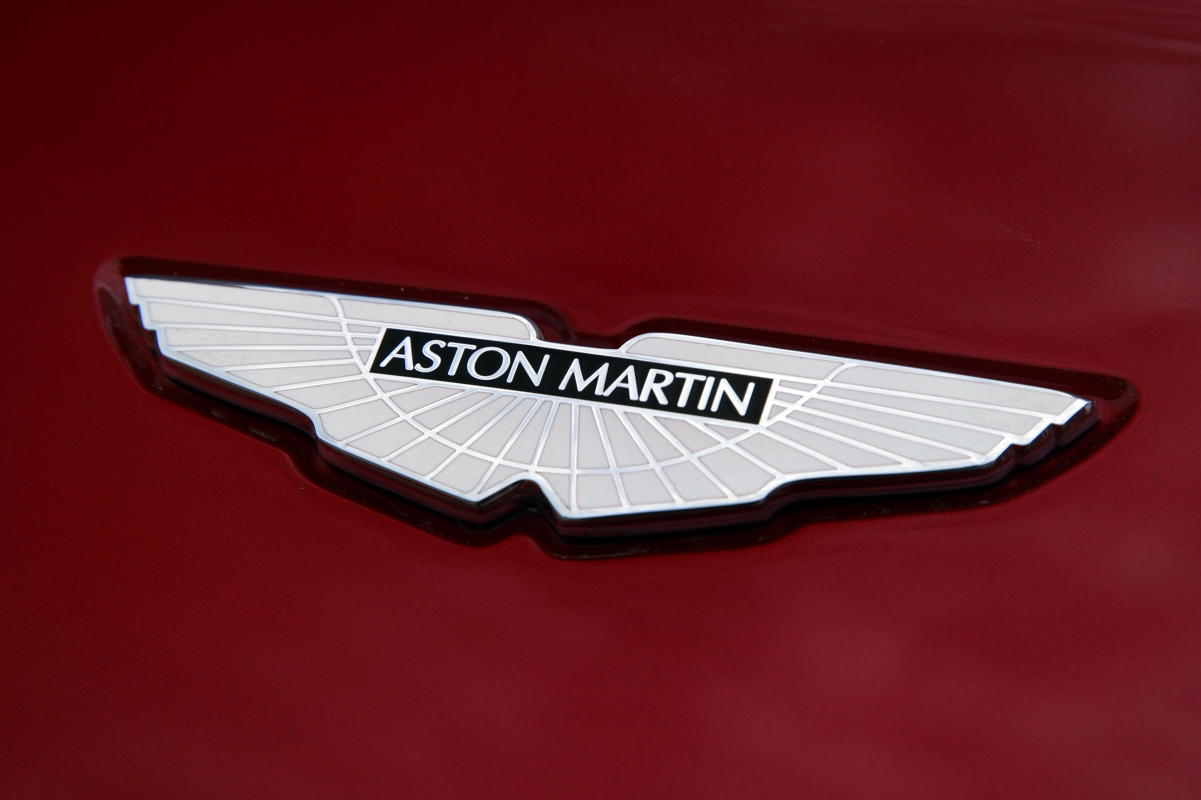 Aston Martin Logo Widescreen Wallpaper 59087 3888x2592px 3888x2592