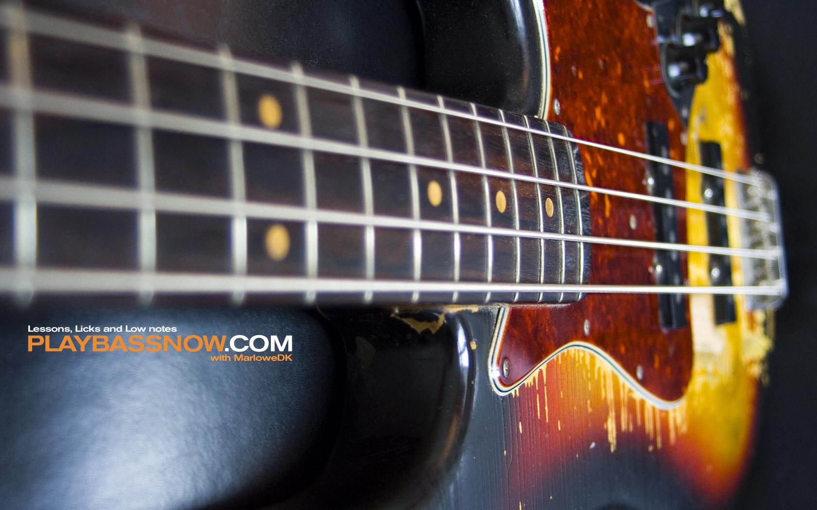 for bass guitar Bass wallpapers for your desktop PlayBassNowcom 1680x1050