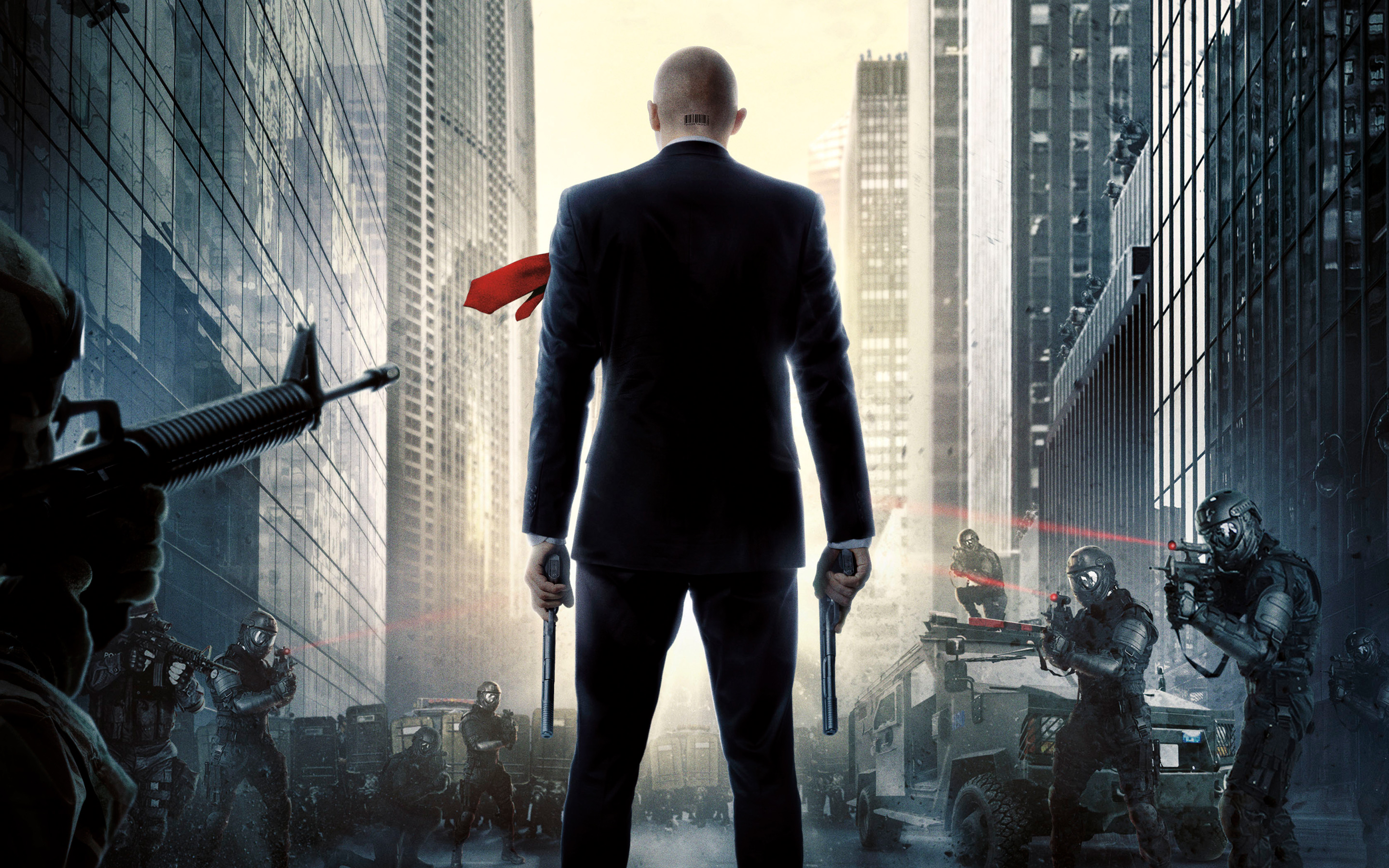 Hitman Agent 47 2015 Movie Wallpapers HD Wallpapers 2880x1800