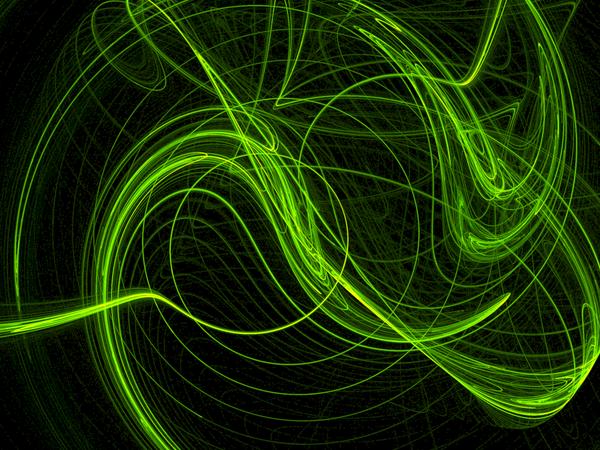 Green Flame Wallpaper by Superandomness on deviantART 600x450