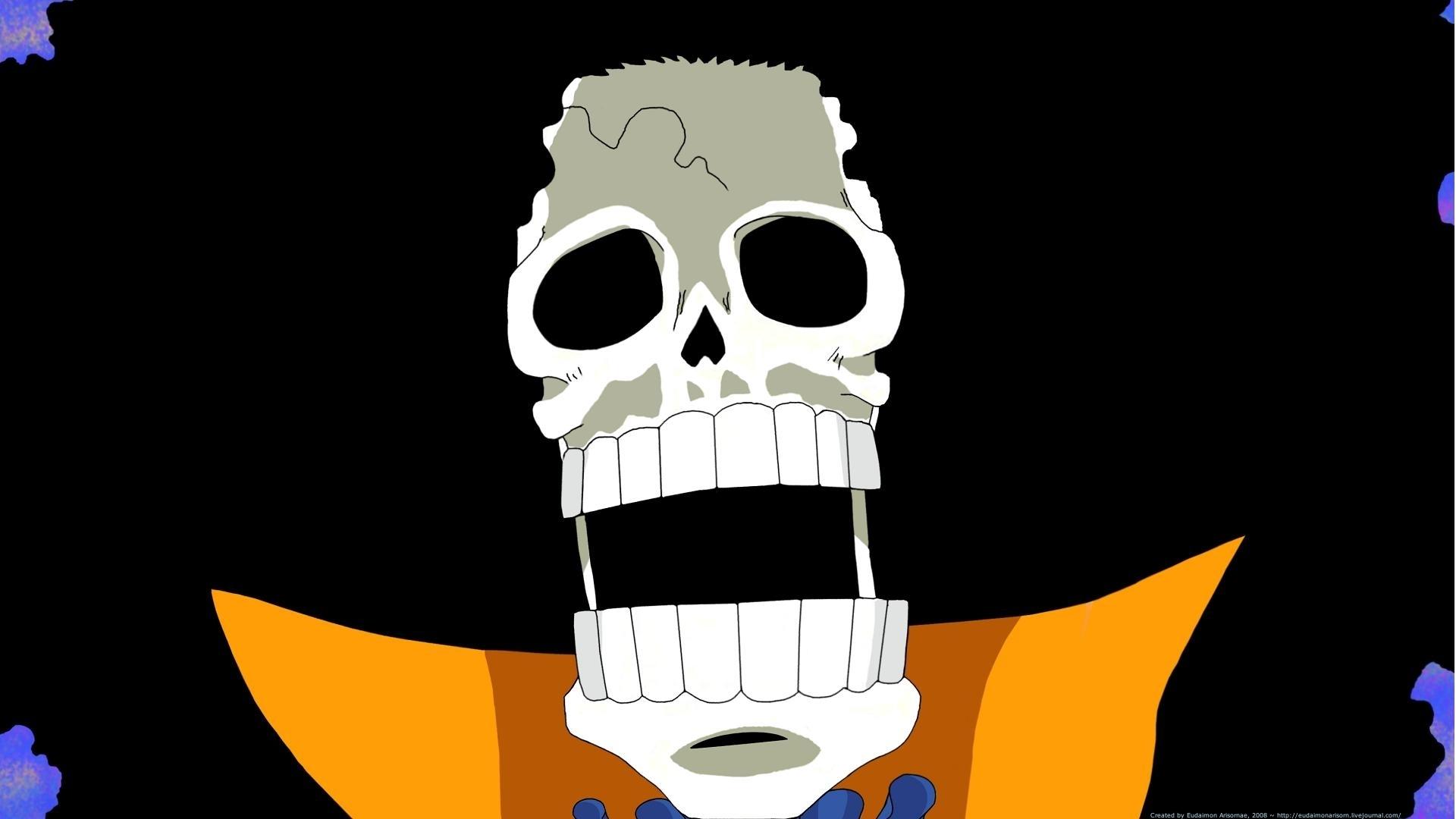 Brook   One Piece Wallpaper 7013689 1920x1080