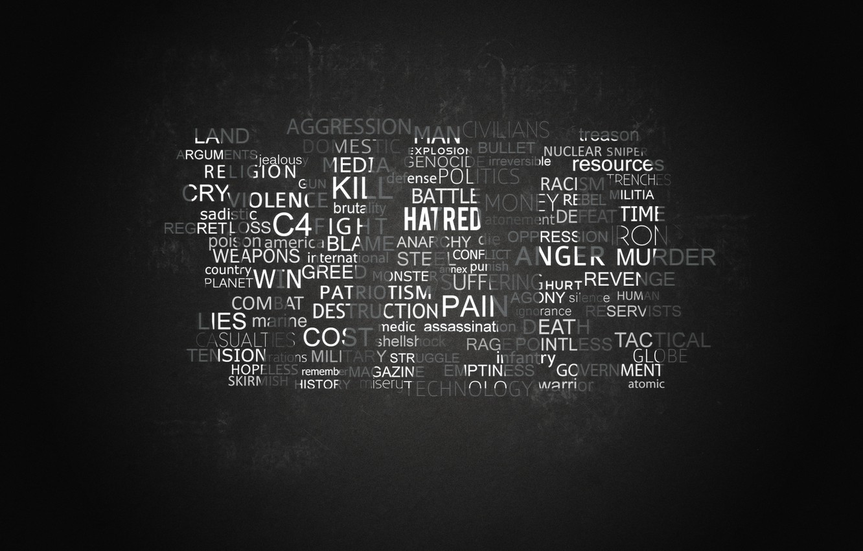 Wallpaper death war black hatred pain words lie War pain 1332x850