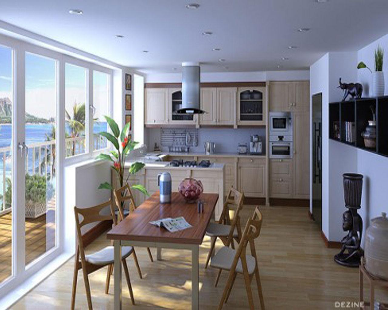Dining room modern design wallpaper dining room ideas 2013 Dining room 1280x1024
