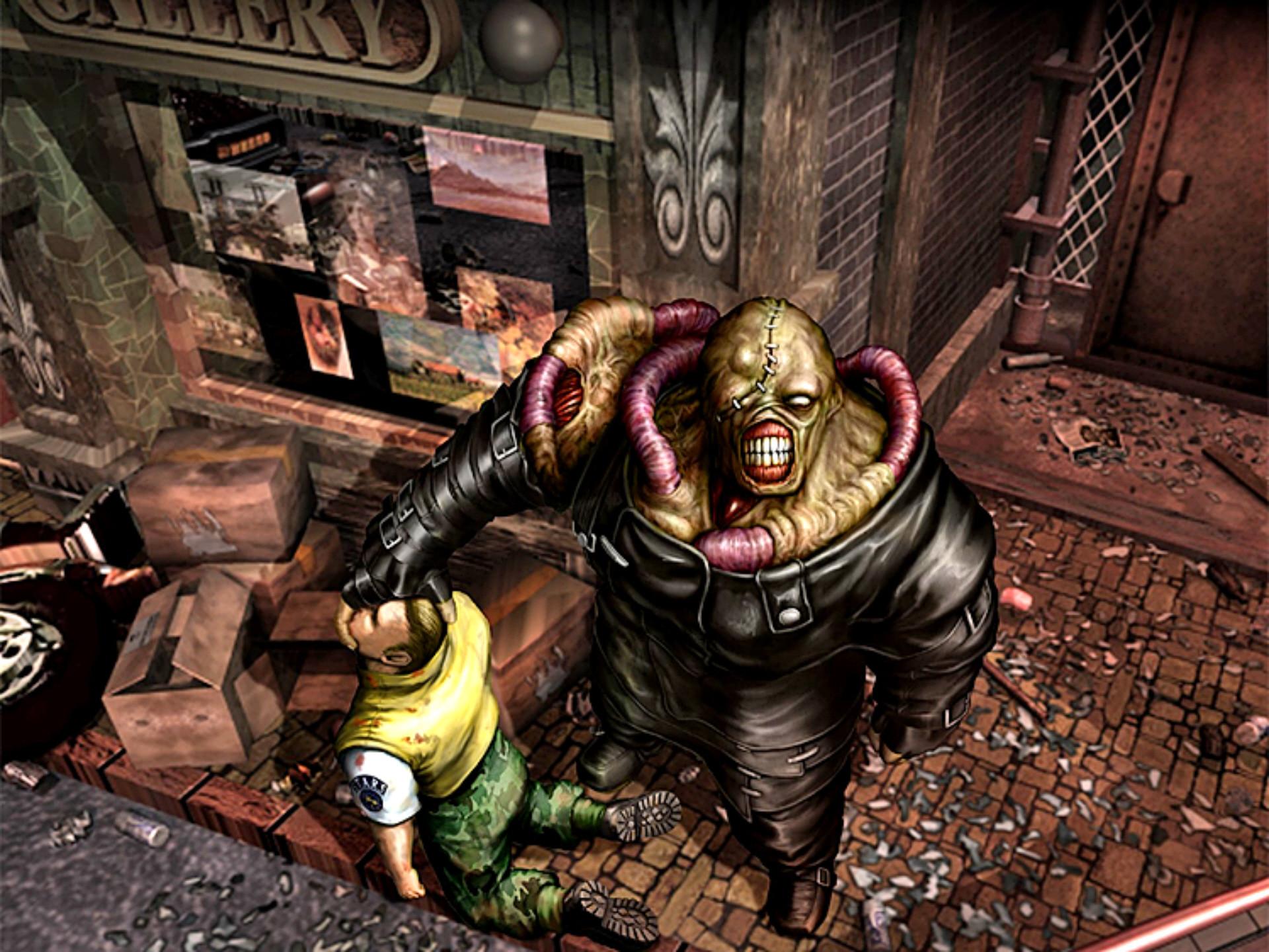 Resident Evil Nemesis Wallpaper 73 images 1920x1441