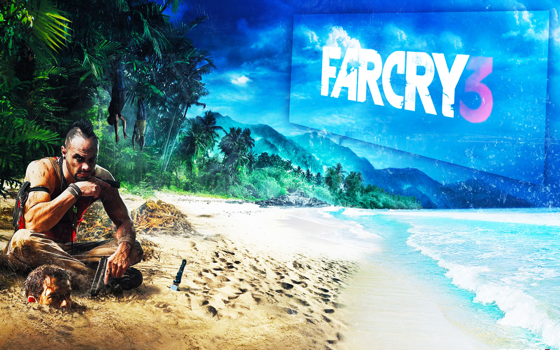 Awesome Far Cry 3 Wallpaper 1920x1200 1920x1200