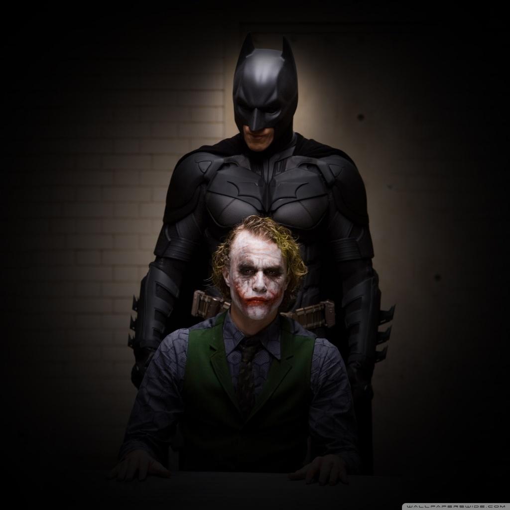 Free Download Batman And Joker 4k Hd Desktop Wallpaper For 4k Ultra Hd Tv 1024x1024 For Your Desktop Mobile Tablet Explore 23 Batman Joker Wallpapers For Android Batman Joker